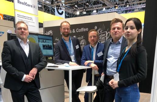 EuroCIS in Düsseldorf vom 19.02.-21.02.2019